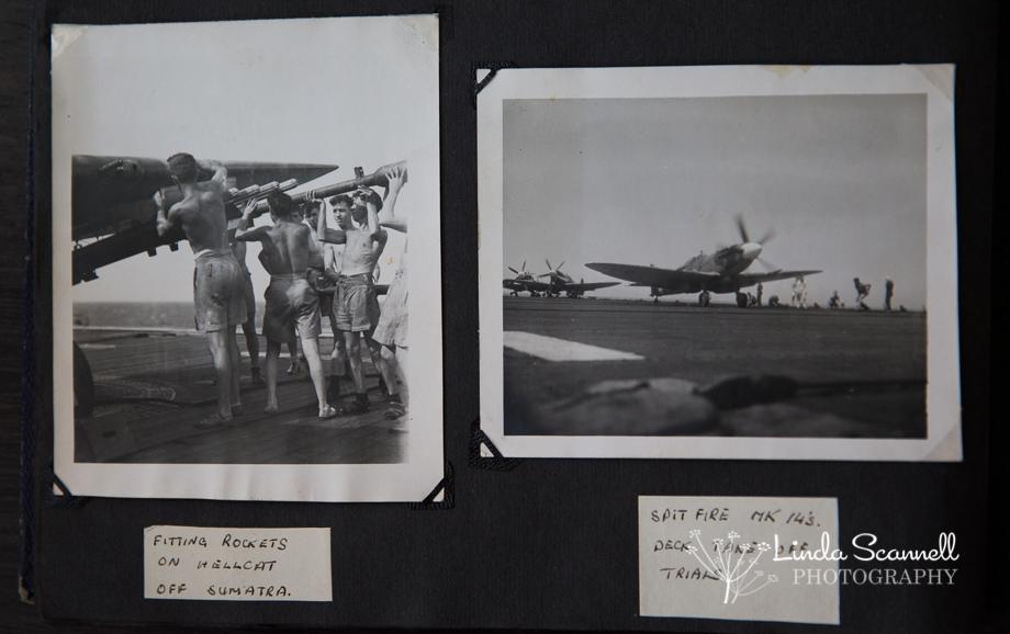 Life on board an aircraft carrier | HMS Emperor 1944