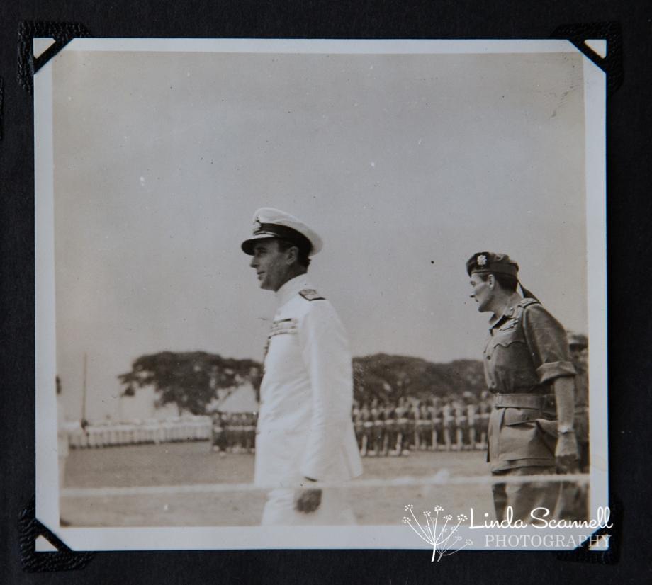 Mountbatten Singapore Surrender September 1945