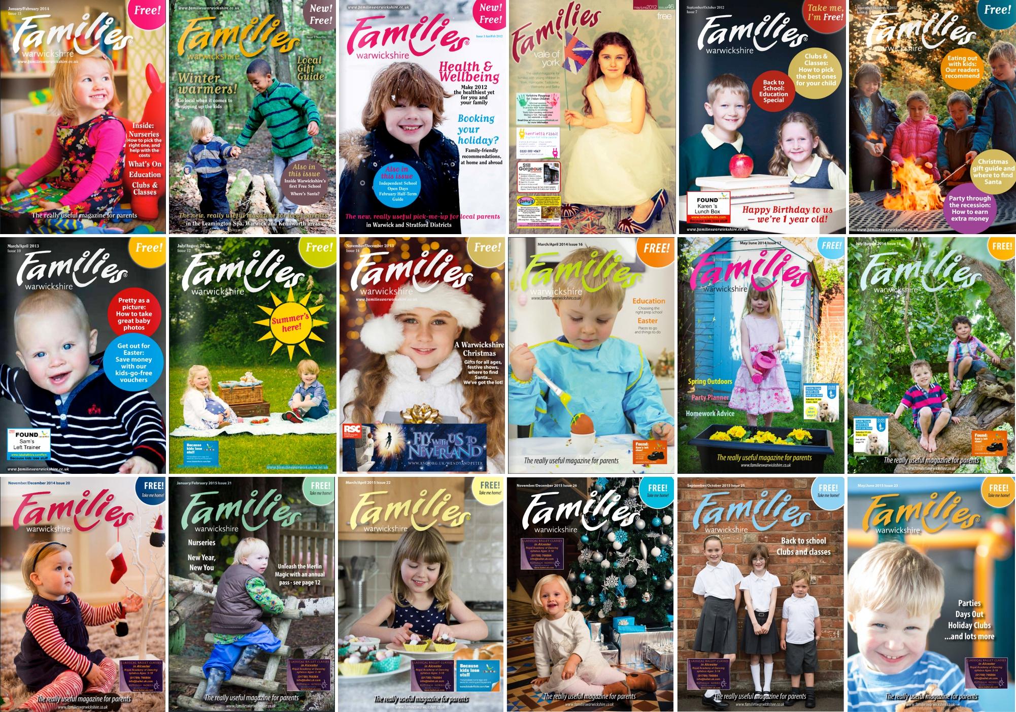 Families Warwickshire photographer