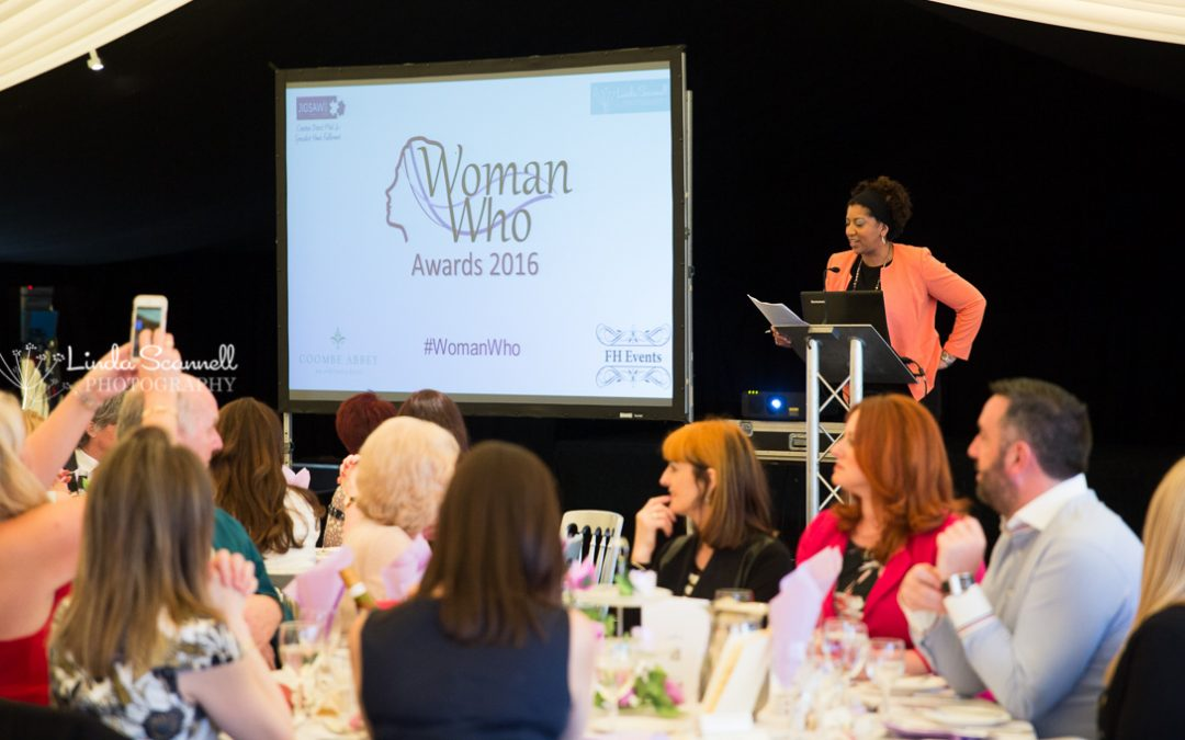 Coventry and Warwickshire Woman Who Awards 2016