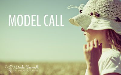 Model call for summer magazine cover