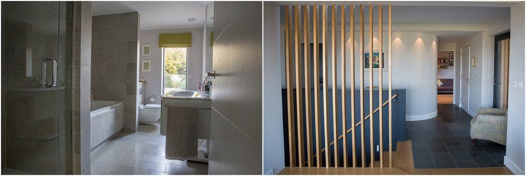 Property photography - bathroom and hallway   Linda Scannell