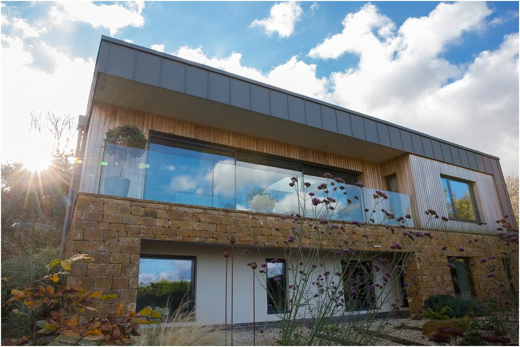 Property photography - south Warwickshire eco house   Linda Scannell