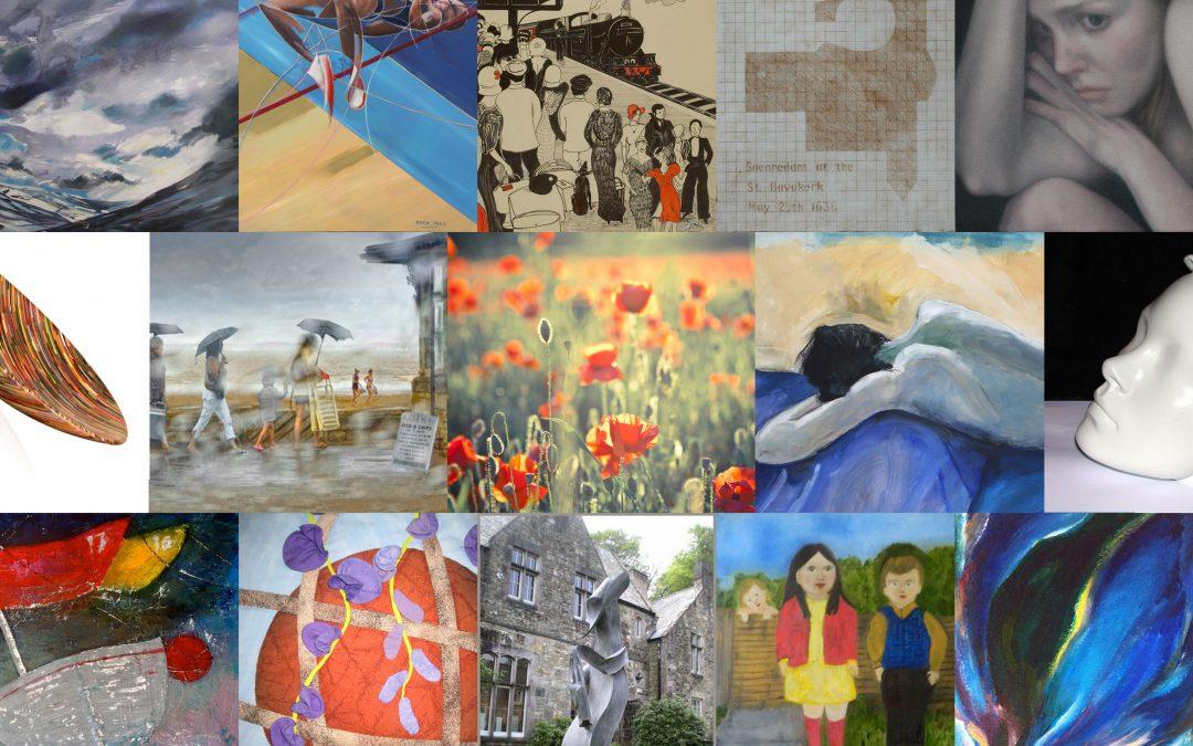 Warwickshire Artists Open Studios exhibition