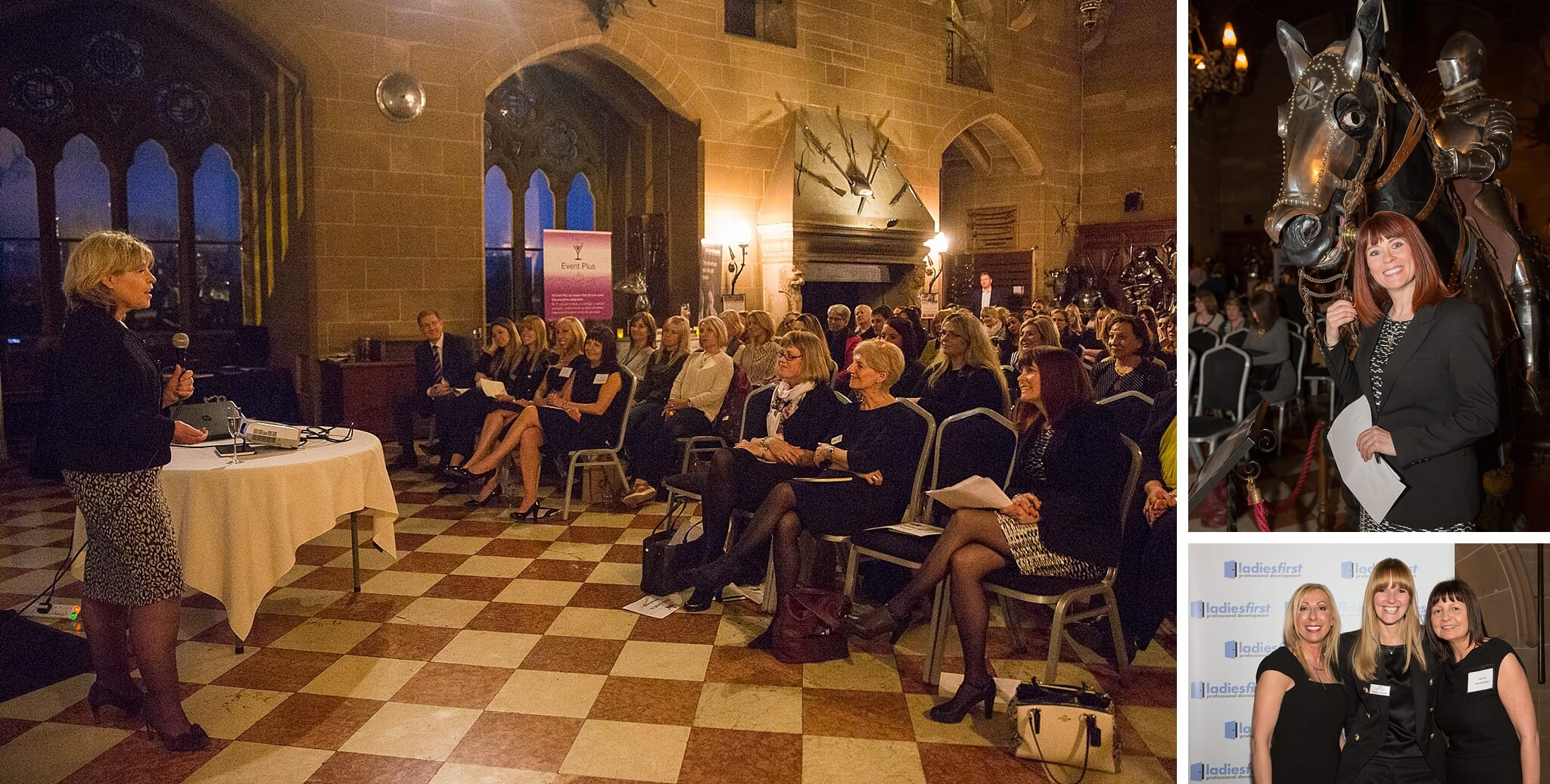 Networking-event-photos-Warwick-Castle