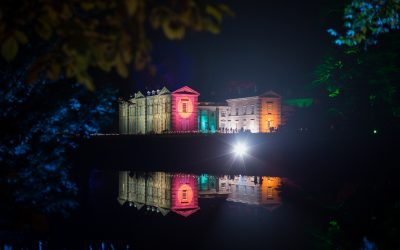 Off duty: A visit to the Compton Verney In Light event