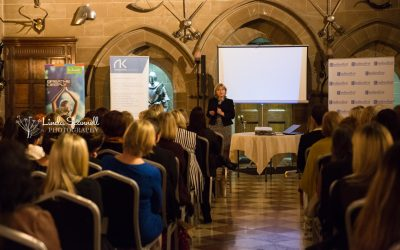 Ladies First Network Relaunch at Warwick Castle